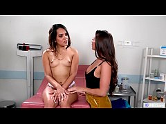 She does everything for a speaking role! - Abigail Mac and Esperanza Del Horno