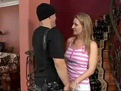 Naughty Whore Avy Scott Fucks Her Friends Brother