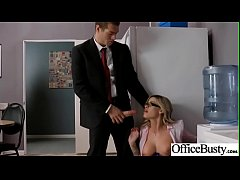 Hardcore Sex In Office With Huge Boobs Girl (Jessa Rhodes) vid-12