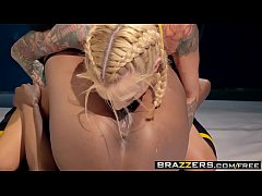 Brazzers - Hot And Mean - ZZ Presents Hot And Meania scene starring Jezabel Vessir and Sarah Jessie
