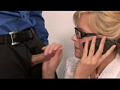 Hot Secretary Darcy Tyler Banged In The Ass
