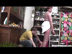 Lovely Grandma Marketa Anally Pounded By Young ...