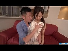 Yukina Momota throats cock before having hardcore sex - More at Javhd.net