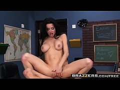 Professor of Persuasions (Veronica Avluv) rides and deepthroats her students - BRAZZERS