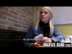 Mofos - Public Pick Ups - Cock in the Coffee Shop starring  Blanche Bradburry