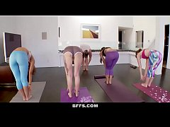 BFFS - Yoga Best Freinds Fuck During Class