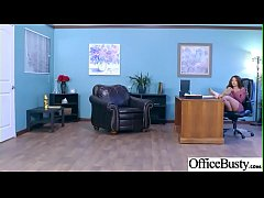 (Cassidy Banks) Hot Sexy Girl With Big Round Boobs In Sex Act In Office clip-08