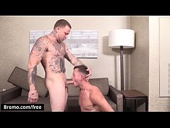 Bromo - Brenner Bolton with Gage Unkut at He Likes It Rough Raw Volume 2 Part 1 Scene 1 - Trailer preview