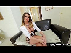 Brooklyn Chase Titty Fucks The FUCK Out Of That COCK -  tv-porno18.com