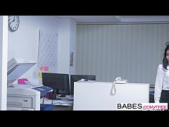 HD Office Obsession - The Secretary  starring  Rina Ellis clip