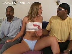 Lauren Phoenix - Blonde Eye For The Black Guy