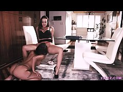 I'll do anything to keep my job Ms.! # Abigail Mac, Uma Jolie