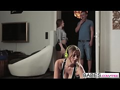Babes - Step Mom Lessons - Mark and Candy Alexa and Alessandra Jane - Lessons Part III