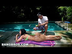 Rose Monroe Returns to BangBros for Anal Sex (ap15956)!