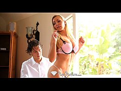 PureMature - Milfalicious Lisa DeMarco is fucked by Chris Johnson