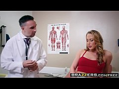 Brazzers - Doctor Adventures - The Placebo scene starring Carter Cruise and Keiran Lee
