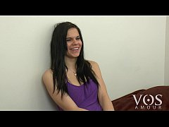 Cute VosAmour girl Roxanna tells us what is in her fridge! Behind the scenes