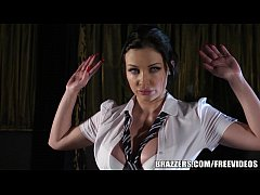 Brazzers - Aletta Ocean is one sexy spy