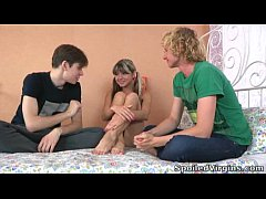 Spoiled Virgins - Penelope is a young and erotic blonde