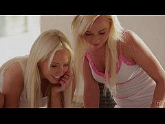 Naomi Nevena and Carla Cox Eat Each Other's Pussies - EroticVideosHD.com