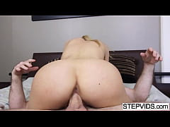 HD Tiny stepsis Alina West gets wrecked