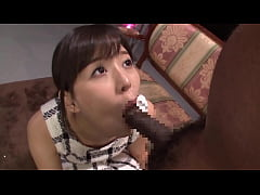 Aoi Tsukasa Sucking Mid Size BBC... And Definitely Lovin It