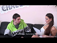 Melonechallenge Creampie from newcomer is always welcome for Mea Melone