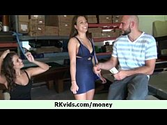 Getting Fucked For Money 14