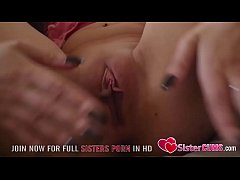 My Step Sister Pussyfucking - SisterCUMS.com