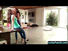 (adriana&casey) Horny Lez Girl Get Punish With Toys By Mean Lesbo mov-05