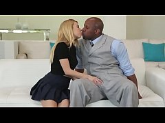 Alina West loves black dick - DarkX