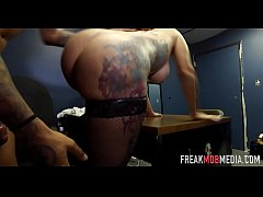 HD Queen Rogue vs Macana Man MILF BBC