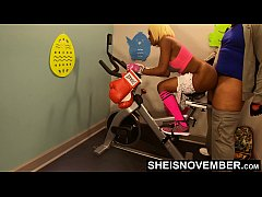 4k Deep Anal For Hot Black Girl On Gym Bike , Msnovember Getting Butt Fucked By Old Man Boxing Coach Getting Her Booty Fit With Unusual Training , Screaming From Pain Getting Pounding With Hardcore Dick From Behind HD Sheisnovember