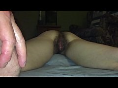 fuck my sleeping wife after massage.MOV