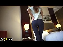 Chat with her on Av69.live. Hurry, she's waiting