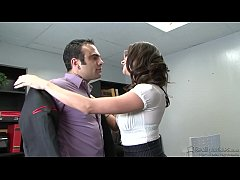 Chanel Preston Fucked On Office