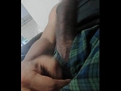 Another incredible big latino dick jerkoff