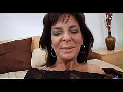 MIlf fucked by mature man