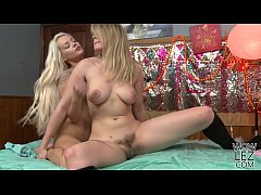 It seems like your sister has a crush on you! - Elsa Jean and Giselle Palmer