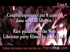 Part 13 Spycam Camera espion private party ! Les Bulles