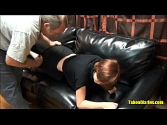 Tipsy Daughter Nailed In Nylons pv