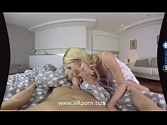 airbnb guest Izzy Delphine www.VRporn.tips