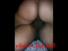 Indian hotwife riding vikram's cock