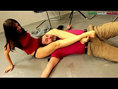 The Pupil Ep1 Foot Smelling Domination
