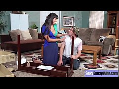 Big Tits Housewife (mercedes carrera) In Front Of Cam In Amazing Sex Action clip-20