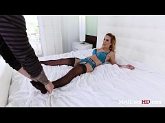 SON caught MOM & Now She's His BITCH- Cherie Deville