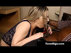 Latina Carmen Valentina Gets Wrecked by Rome Major's BBC!