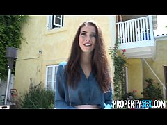 PropertySex - Spiritual homeowner fucks hot real estate agent