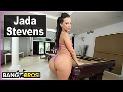 BANGBROS - PAWG Jada Stevens Gets Her Flawless Round Booty Fizzucked