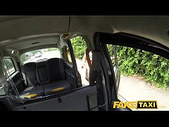 Fake Taxi Busty sexy redhead loves rough backseat fucking in taxi cab